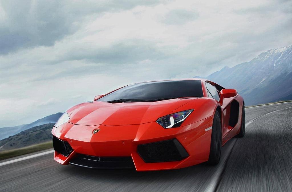 thue xe Lamborghini o My anh 5
