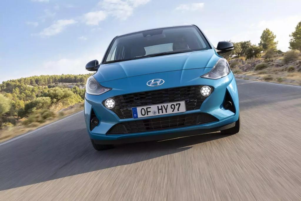 Đánh giá Hyundai i10 2020: Thiết kế, công nghệ mới, động cơ cũ