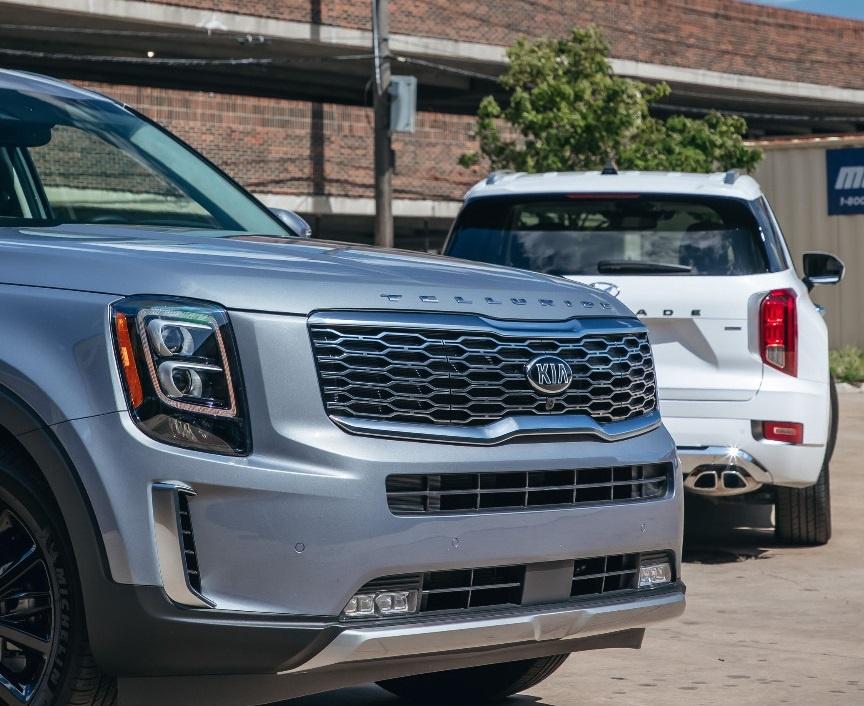 Mua SUV 3 hang ghe, chon Hyundai Palisade hay Kia Telluride? hinh anh 2