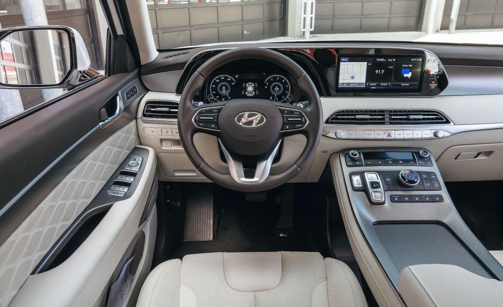 Mua SUV 3 hang ghe, chon Hyundai Palisade hay Kia Telluride? hinh anh 13