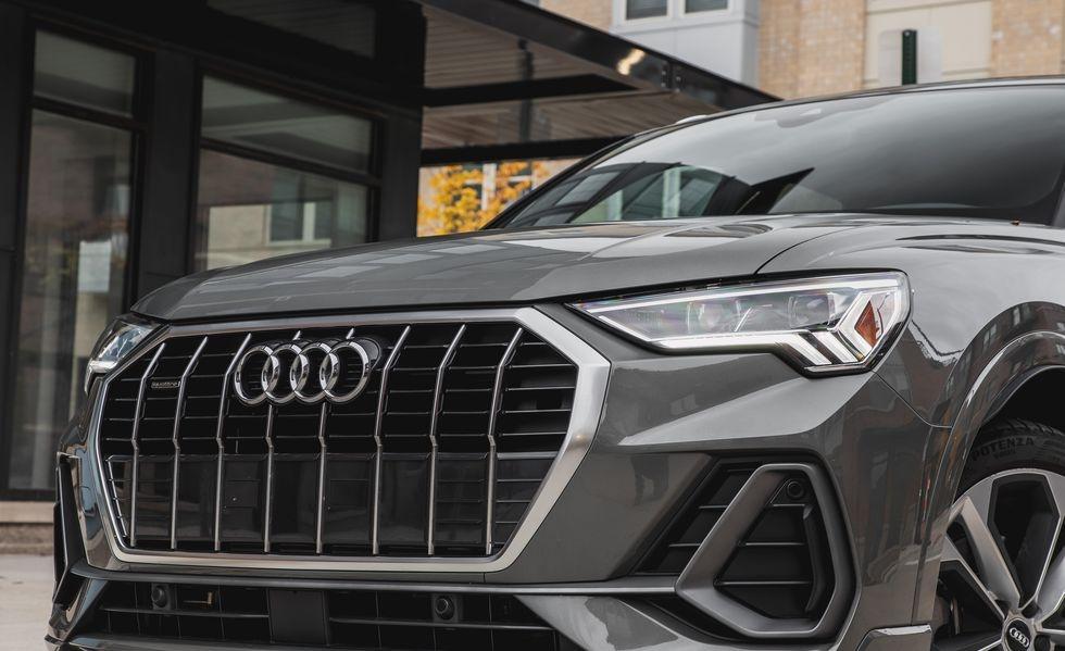 Canh tranh SUV co nho, Audi Q3 lu mo truoc BMW X1 hinh anh 3