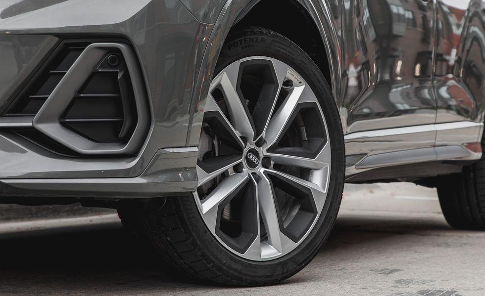Canh tranh SUV co nho, Audi Q3 lu mo truoc BMW X1 hinh anh 9