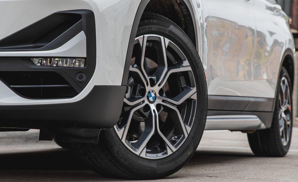 Canh tranh SUV co nho, Audi Q3 lu mo truoc BMW X1 hinh anh 10