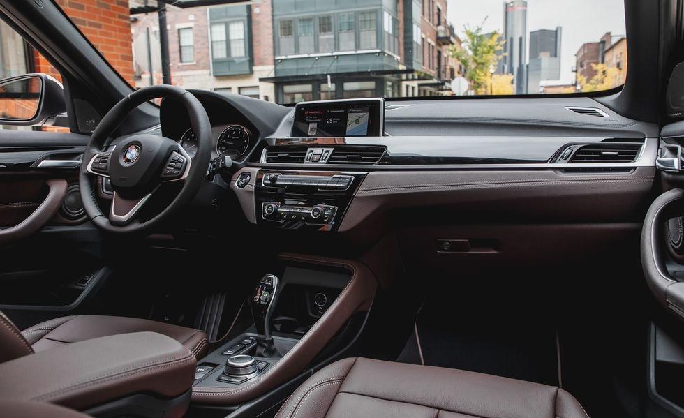 Canh tranh SUV co nho, Audi Q3 lu mo truoc BMW X1 hinh anh 13
