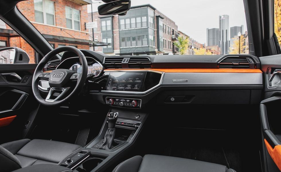 Canh tranh SUV co nho, Audi Q3 lu mo truoc BMW X1 hinh anh 14