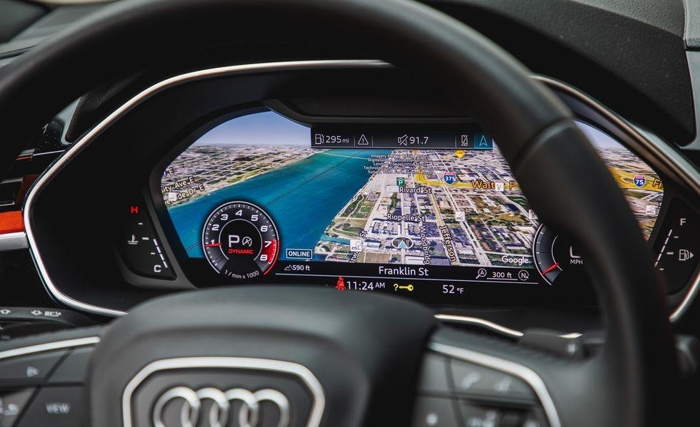 Canh tranh SUV co nho, Audi Q3 lu mo truoc BMW X1 hinh anh 12