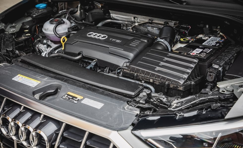 Canh tranh SUV co nho, Audi Q3 lu mo truoc BMW X1 hinh anh 6