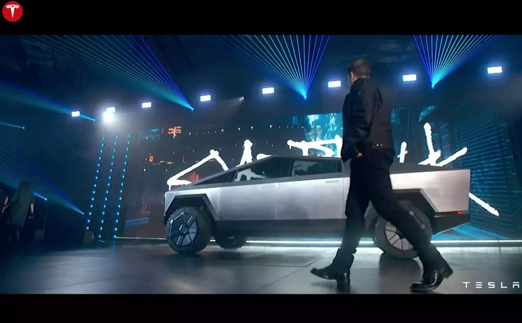 Tesla Cybertruck so voi Ford F-150 - dat do va qua khac biet hinh anh 8