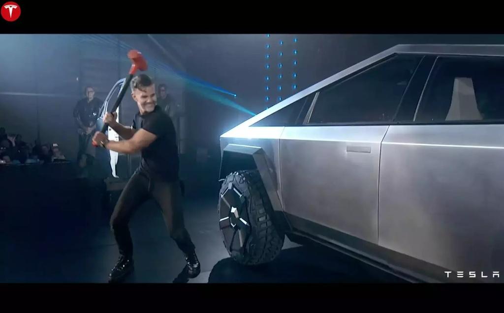 Tesla Cybertruck so voi Ford F-150 - dat do va qua khac biet hinh anh 14