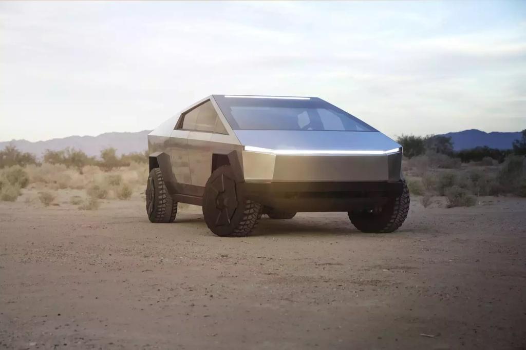 Tesla Cybertruck so voi Ford F-150 - dat do va qua khac biet hinh anh 2