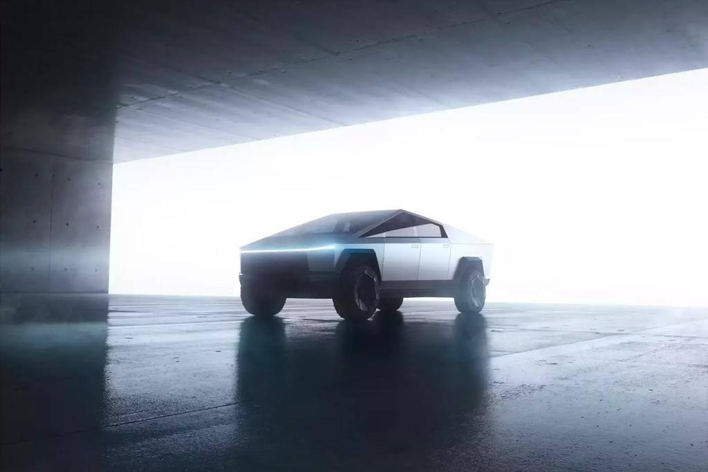 Tesla Cybertruck so voi Ford F-150 - dat do va qua khac biet hinh anh 4