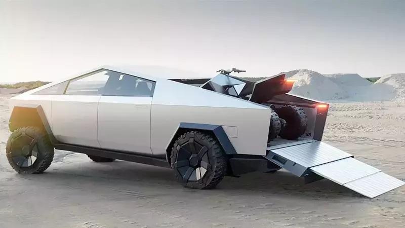 Tesla Cybertruck so voi Ford F-150 - dat do va qua khac biet hinh anh 6