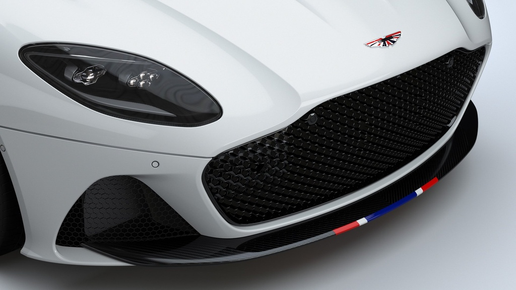 Sieu xe Aston Martin ky niem may bay sieu thanh Concorde ra mat hinh anh 6