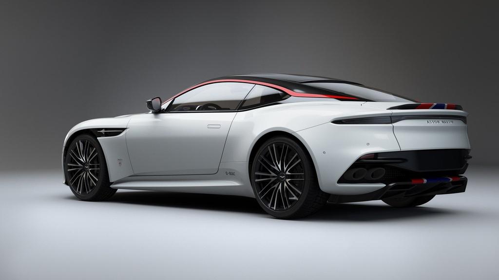 Sieu xe Aston Martin ky niem may bay sieu thanh Concorde ra mat hinh anh 8