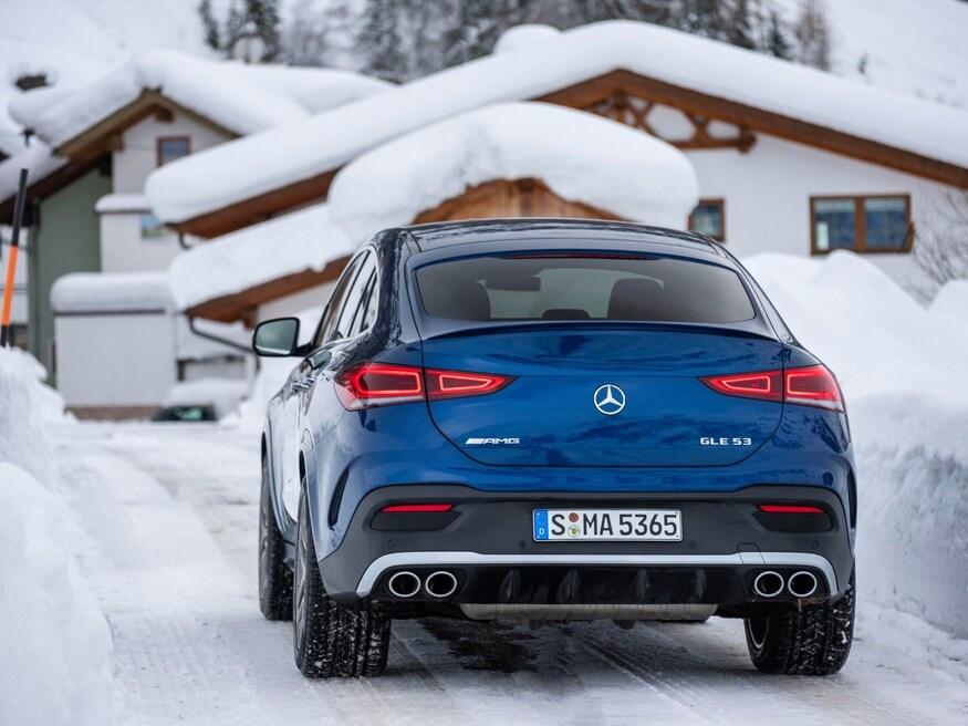 Lai thu Mercedes-AMG GLE 53 Coupe 2021 - xe manh nhung nang ne hinh anh 1