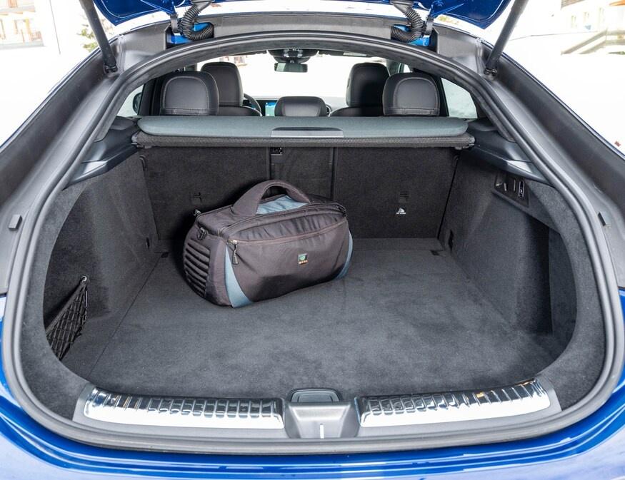 Lai thu Mercedes-AMG GLE 53 Coupe 2021 - xe manh nhung nang ne hinh anh 47