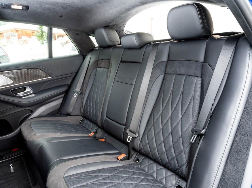 Lai thu Mercedes-AMG GLE 53 Coupe 2021 - xe manh nhung nang ne hinh anh 48