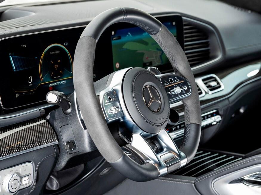 Lai thu Mercedes-AMG GLE 53 Coupe 2021 - xe manh nhung nang ne hinh anh 16