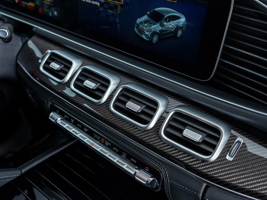 Lai thu Mercedes-AMG GLE 53 Coupe 2021 - xe manh nhung nang ne hinh anh 18
