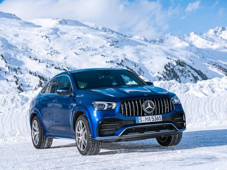 Lai thu Mercedes-AMG GLE 53 Coupe 2021 - xe manh nhung nang ne hinh anh 2