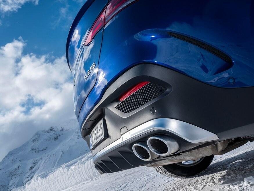 Lai thu Mercedes-AMG GLE 53 Coupe 2021 - xe manh nhung nang ne hinh anh 39