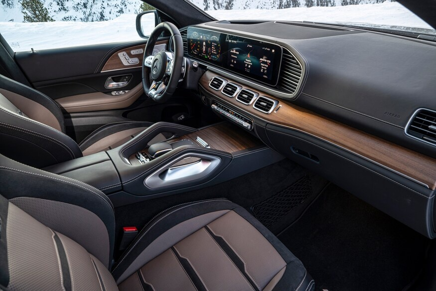 Lai thu Mercedes-AMG GLE 53 Coupe 2021 - xe manh nhung nang ne hinh anh 19
