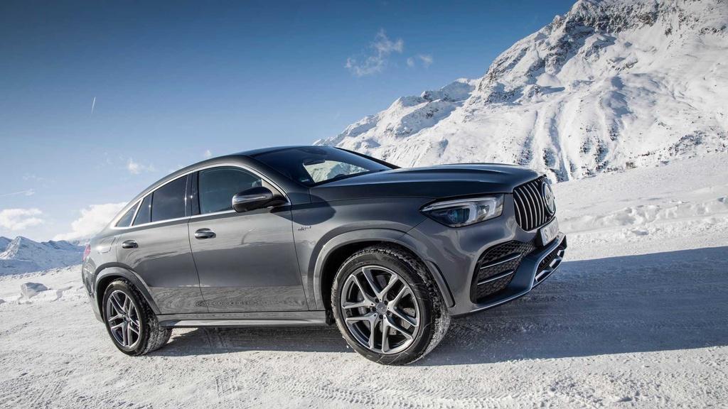 Lai thu Mercedes-AMG GLE 53 Coupe 2021 - xe manh nhung nang ne hinh anh 41