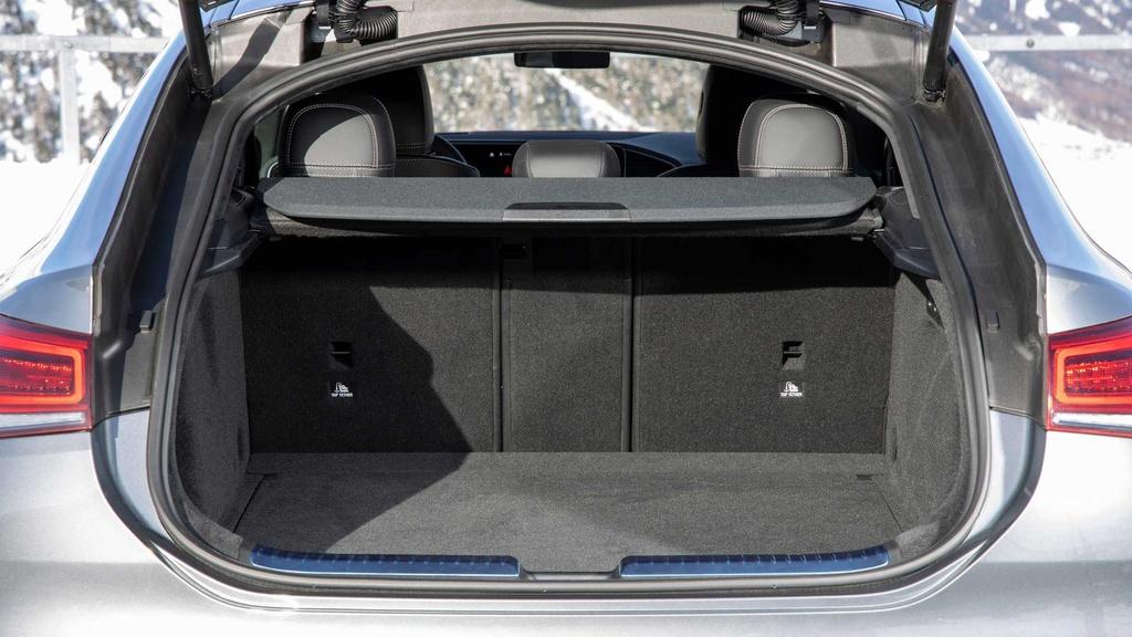 Lai thu Mercedes-AMG GLE 53 Coupe 2021 - xe manh nhung nang ne hinh anh 45
