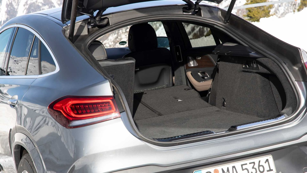 Lai thu Mercedes-AMG GLE 53 Coupe 2021 - xe manh nhung nang ne hinh anh 46