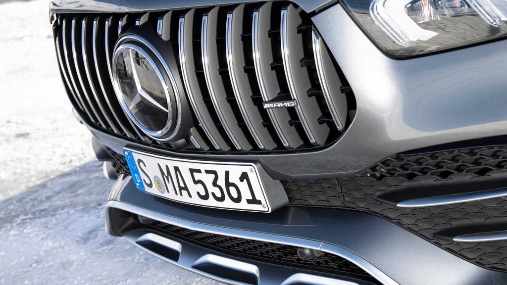 Lai thu Mercedes-AMG GLE 53 Coupe 2021 - xe manh nhung nang ne hinh anh 7
