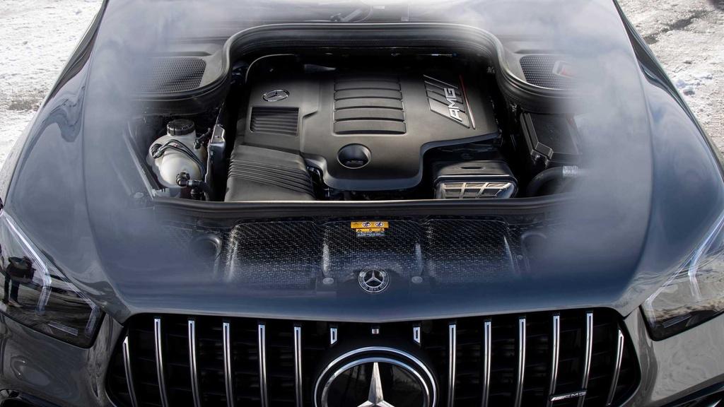 Lai thu Mercedes-AMG GLE 53 Coupe 2021 - xe manh nhung nang ne hinh anh 20