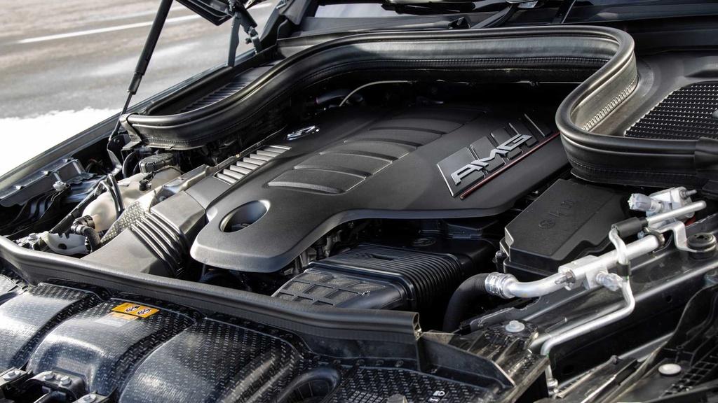 Lai thu Mercedes-AMG GLE 53 Coupe 2021 - xe manh nhung nang ne hinh anh 21
