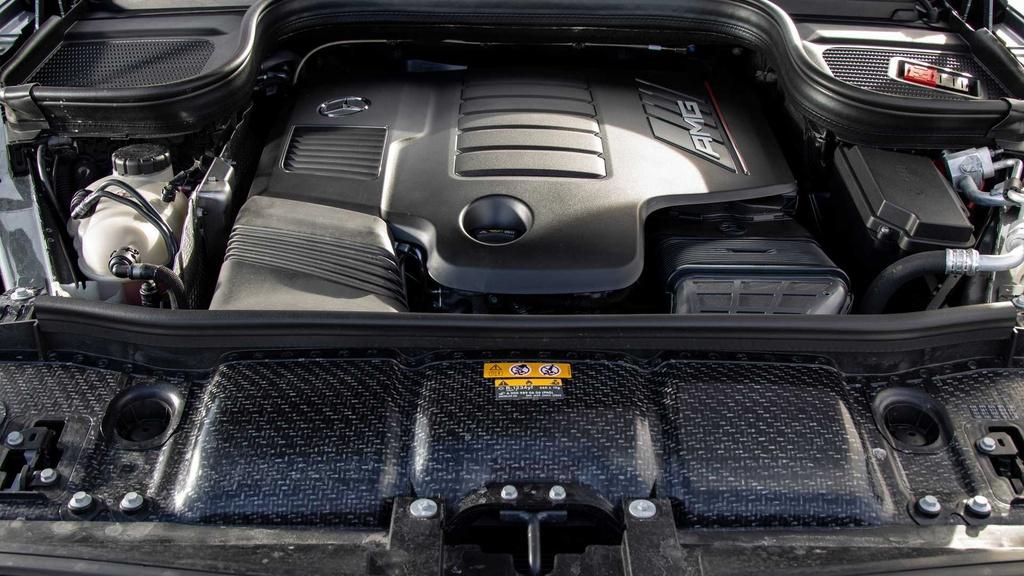 Lai thu Mercedes-AMG GLE 53 Coupe 2021 - xe manh nhung nang ne hinh anh 22