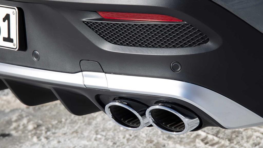 Lai thu Mercedes-AMG GLE 53 Coupe 2021 - xe manh nhung nang ne hinh anh 13