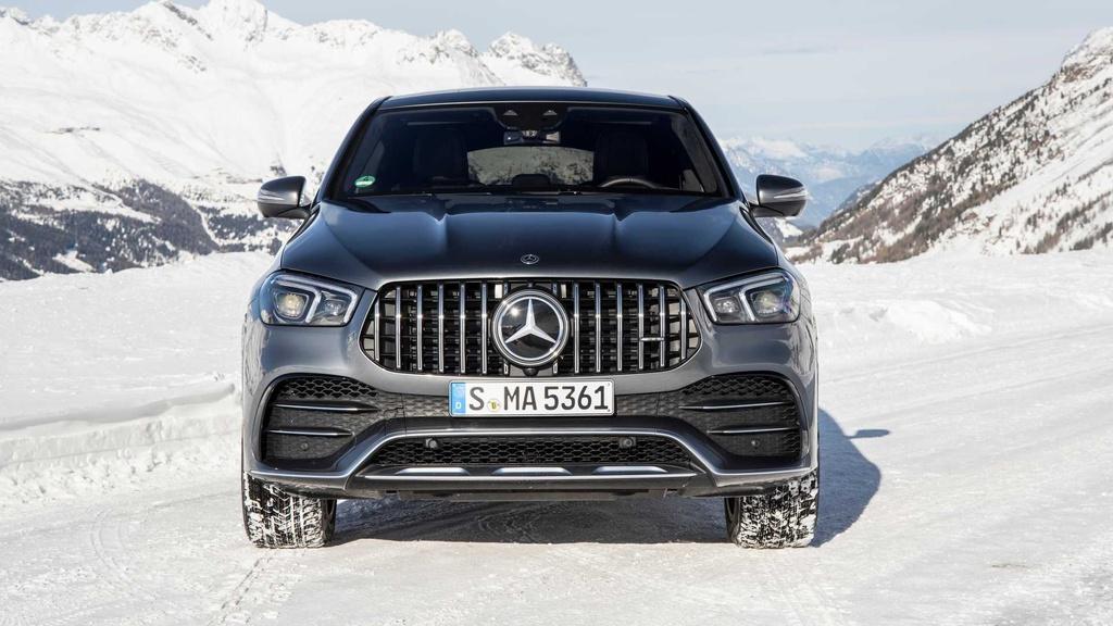 Lai thu Mercedes-AMG GLE 53 Coupe 2021 - xe manh nhung nang ne hinh anh 6