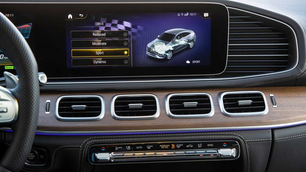 Lai thu Mercedes-AMG GLE 53 Coupe 2021 - xe manh nhung nang ne hinh anh 31