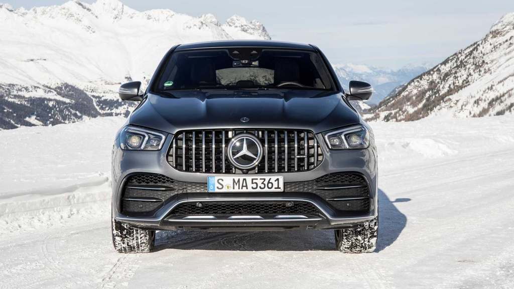 Lai thu Mercedes-AMG GLE 53 Coupe 2021 - xe manh nhung nang ne hinh anh 43