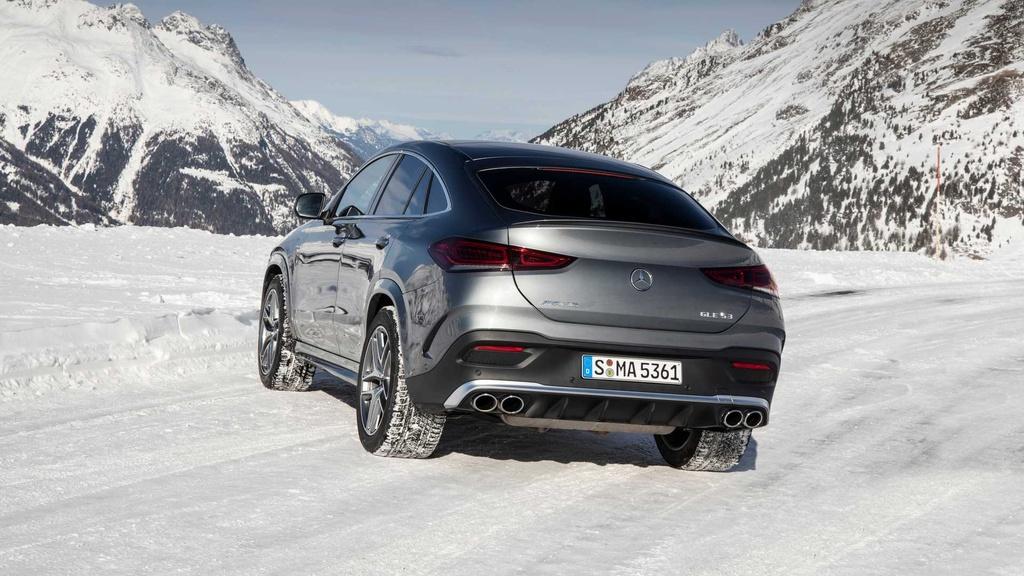 Lai thu Mercedes-AMG GLE 53 Coupe 2021 - xe manh nhung nang ne hinh anh 44
