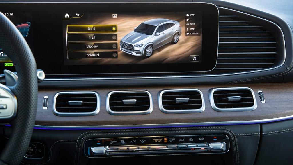 Lai thu Mercedes-AMG GLE 53 Coupe 2021 - xe manh nhung nang ne hinh anh 28