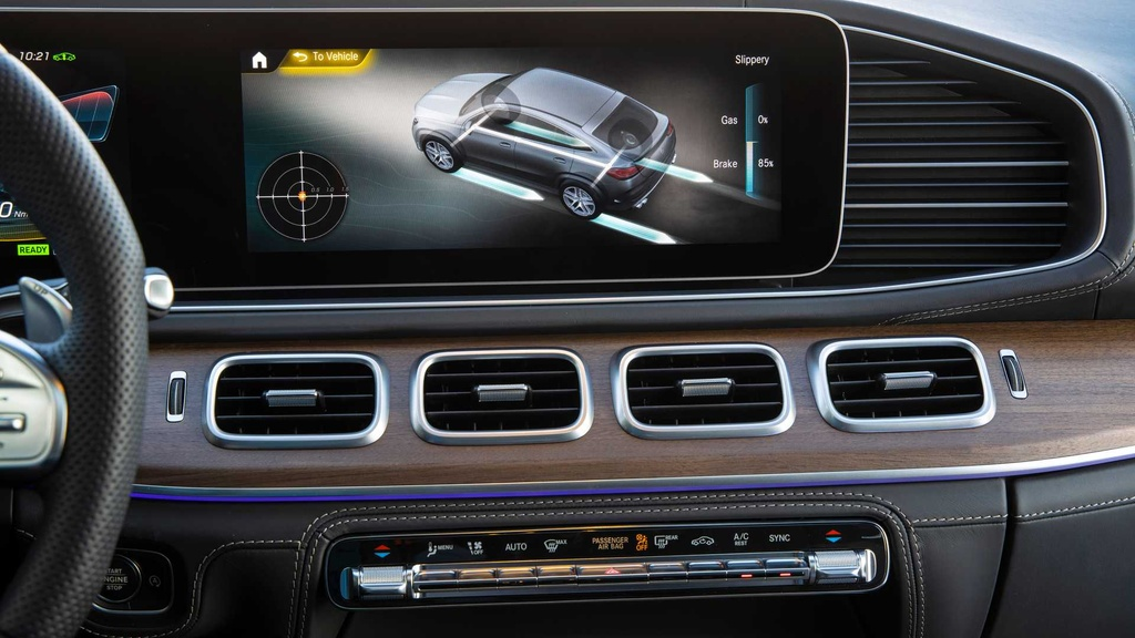 Lai thu Mercedes-AMG GLE 53 Coupe 2021 - xe manh nhung nang ne hinh anh 29