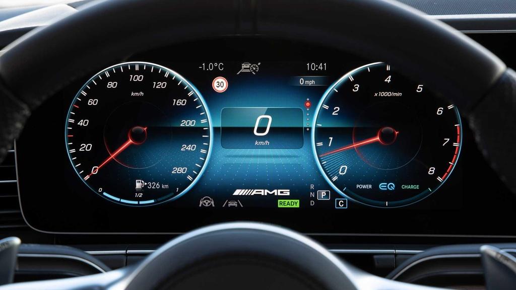 Lai thu Mercedes-AMG GLE 53 Coupe 2021 - xe manh nhung nang ne hinh anh 15