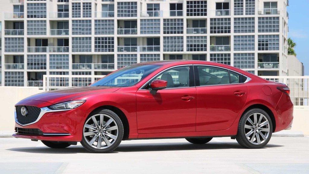 Danh gia Mazda 6 2019 - dat do nhung nhieu cong nghe hinh anh 12