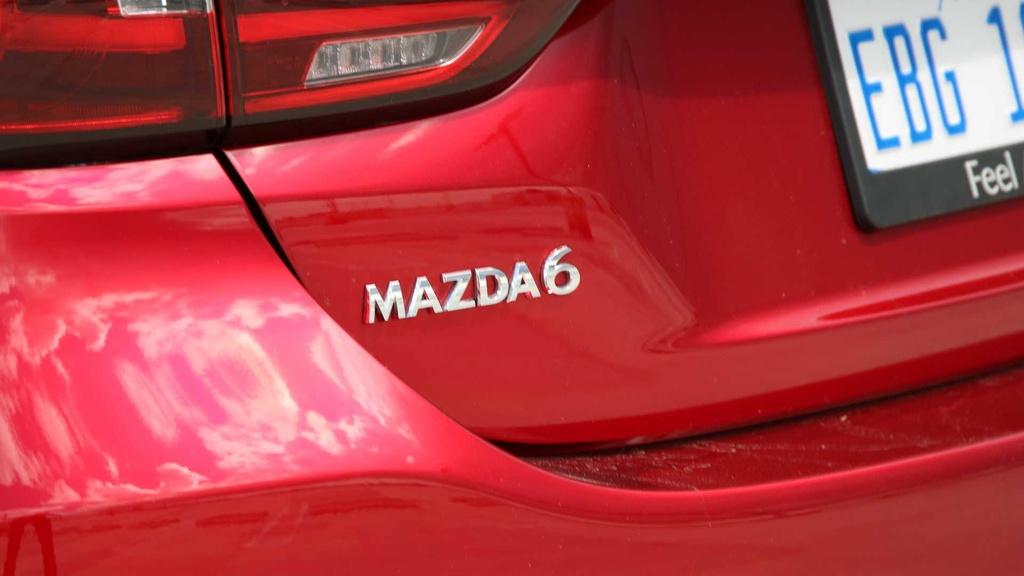 Danh gia Mazda 6 2019 - dat do nhung nhieu cong nghe hinh anh 14
