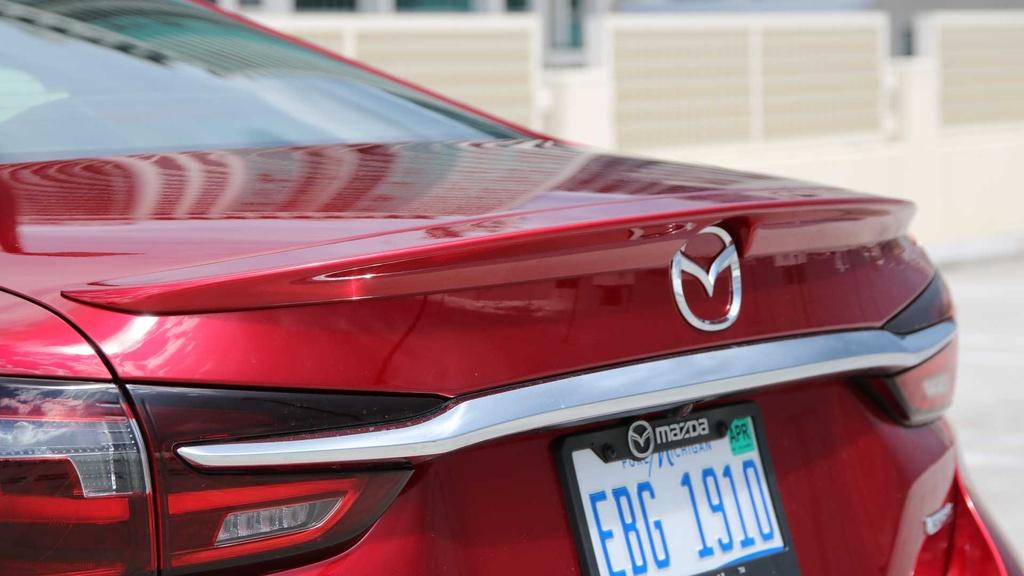 Danh gia Mazda 6 2019 - dat do nhung nhieu cong nghe hinh anh 15