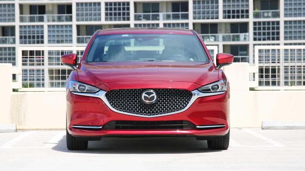 Danh gia Mazda 6 2019 - dat do nhung nhieu cong nghe hinh anh 1