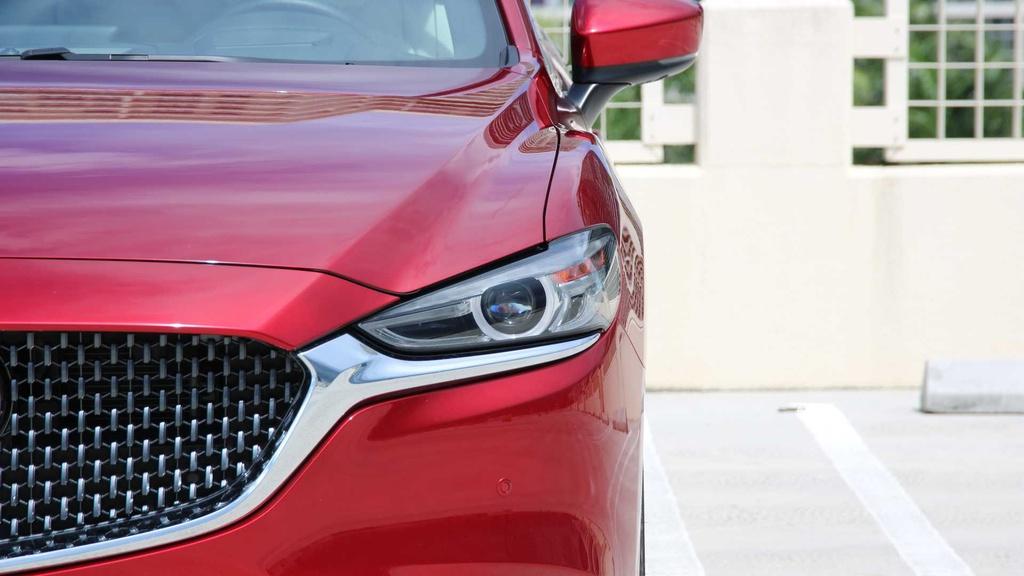 Danh gia Mazda 6 2019 - dat do nhung nhieu cong nghe hinh anh 3