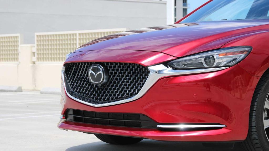 Danh gia Mazda 6 2019 - dat do nhung nhieu cong nghe hinh anh 4