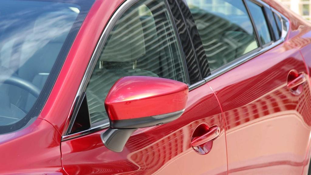 Danh gia Mazda 6 2019 - dat do nhung nhieu cong nghe hinh anh 5