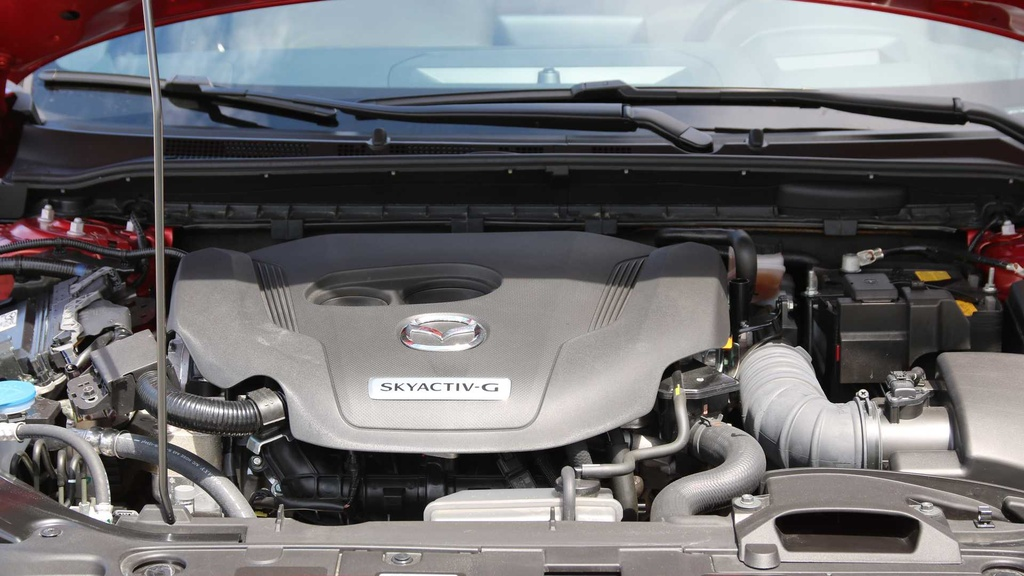 Danh gia Mazda 6 2019 - dat do nhung nhieu cong nghe hinh anh 8