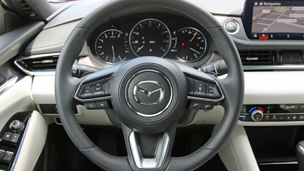 Danh gia Mazda 6 2019 - dat do nhung nhieu cong nghe hinh anh 17